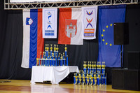 Tigrice in Borci na Slo Cheer Open 2014