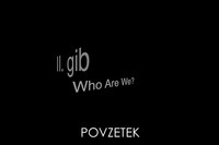 Who Are We? - produkcija plesne skupine II. gib (povzetek)